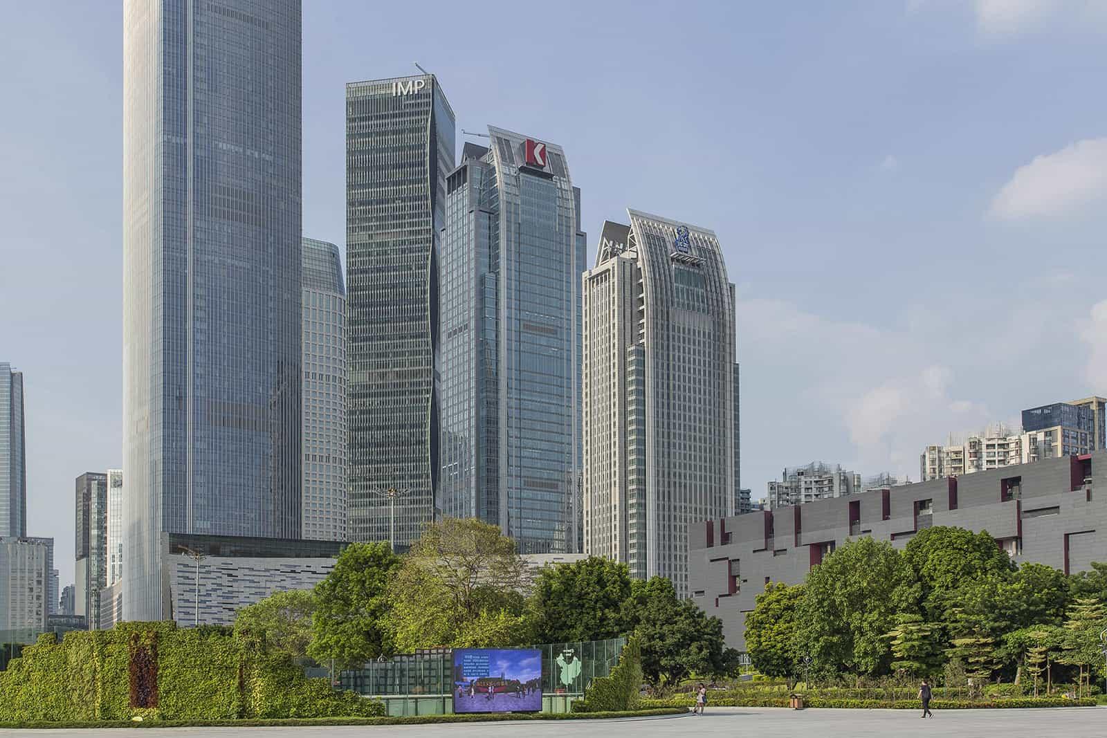 凯华国际中心-外观图