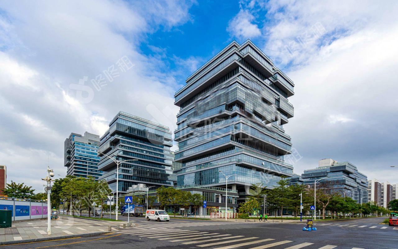 云智科技园大厦外观图