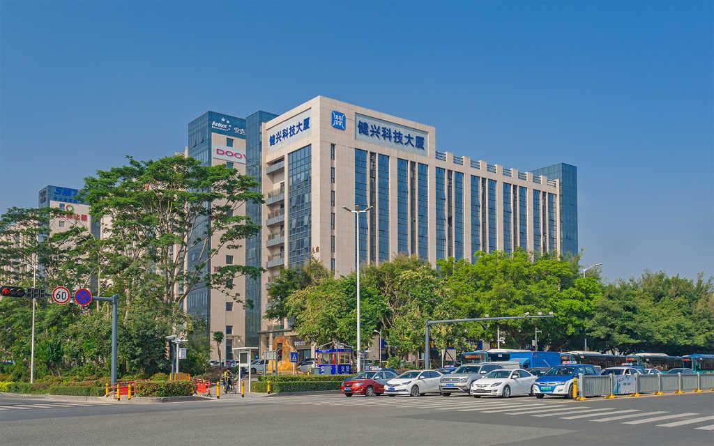 健兴科技大厦-深圳写字楼网