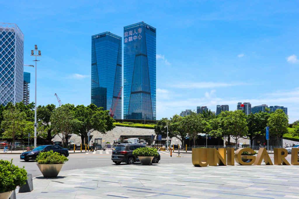 前海人寿金融中心-深圳写字楼网