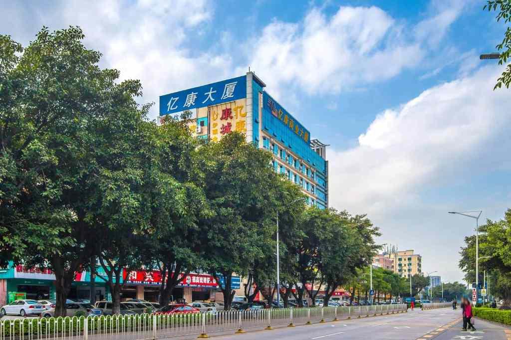 亿康商业大厦-深圳写字楼网