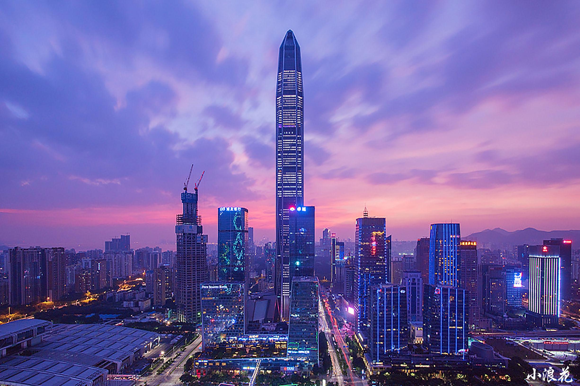 平安大厦:深圳最高楼,因被强制降高而无缘中国第一高-咚咚租