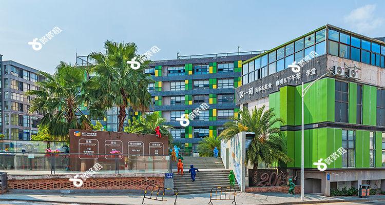 广州写字楼市场:琶洲未来发展实力抢眼-咚咚租