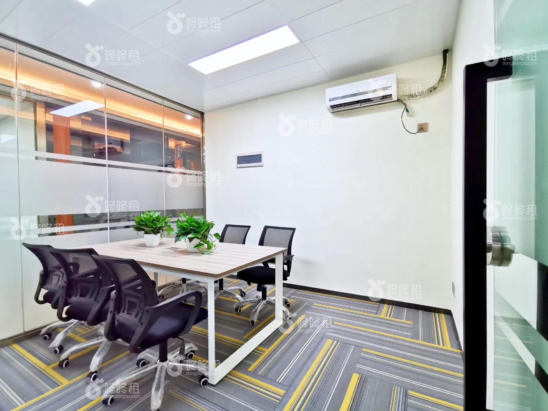 咚咚空间的办公室出租市场火爆,仅剩3套-咚咚租