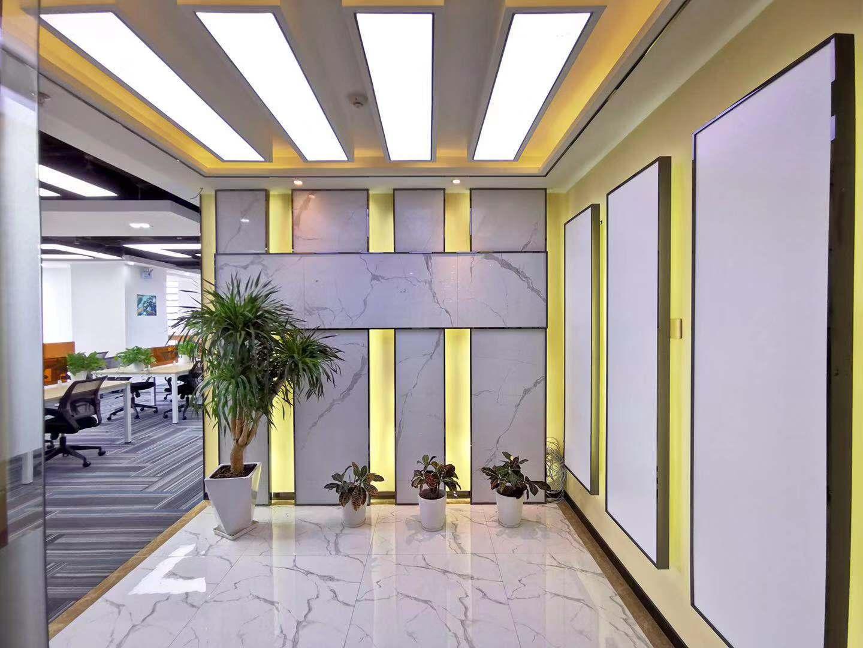 现代感的办公室装修是怎么样设计才好-咚咚租