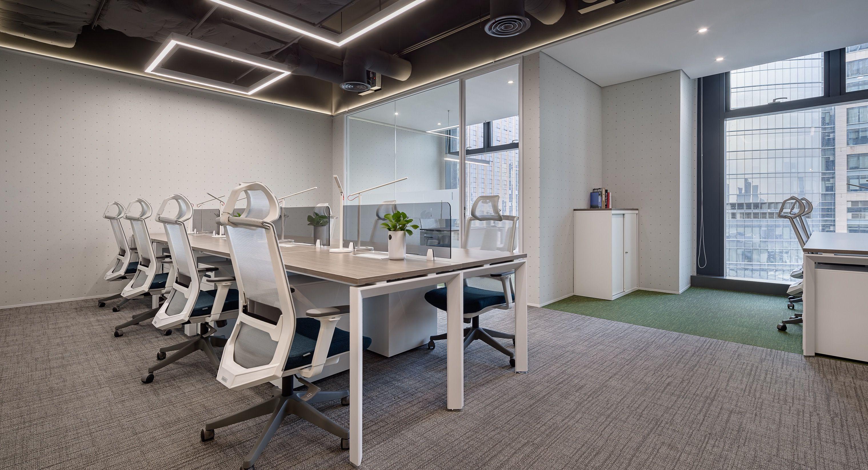 如何让你的深圳办公室格局更好呢?-咚咚租