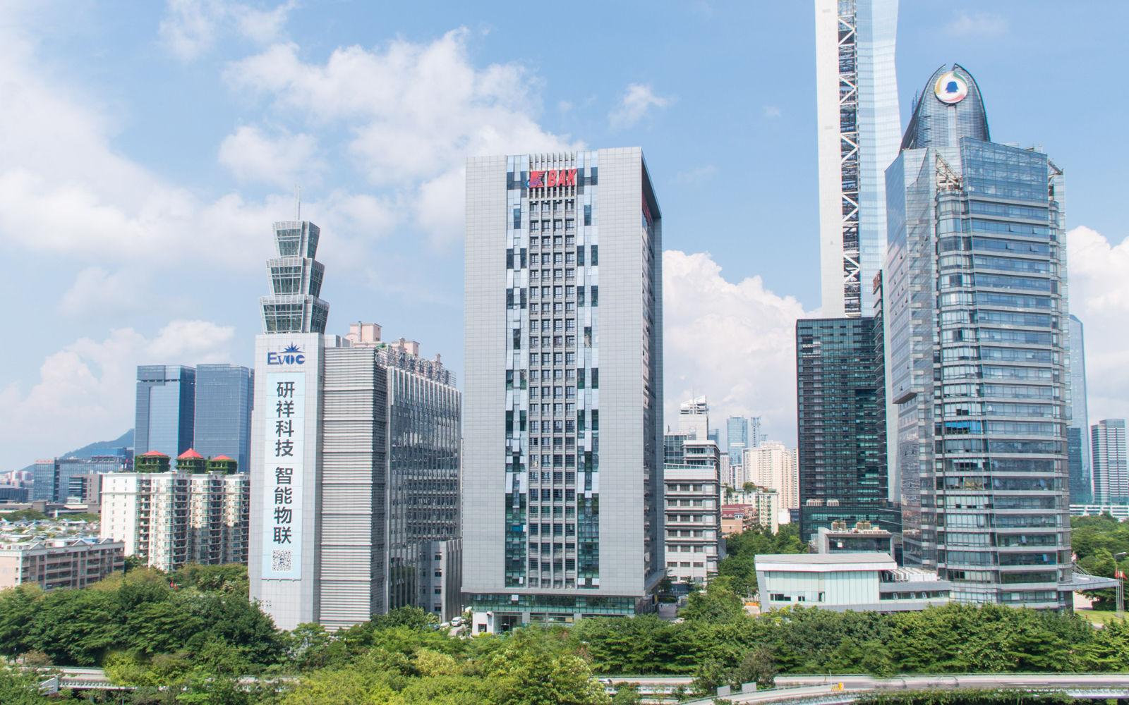 深圳写字楼:入驻前海企业最高减免租金150万元-咚咚租