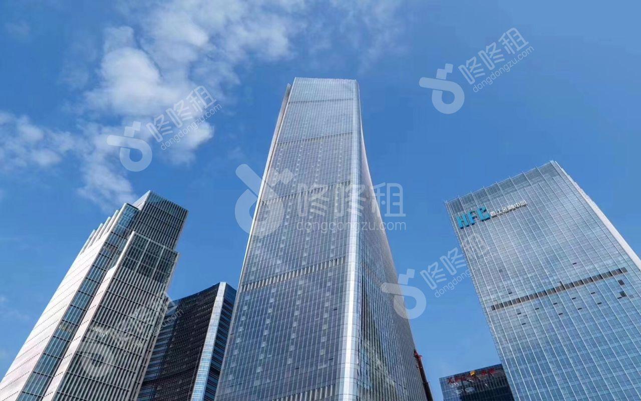 深圳写字楼:世茂前海中心-世茂大厦