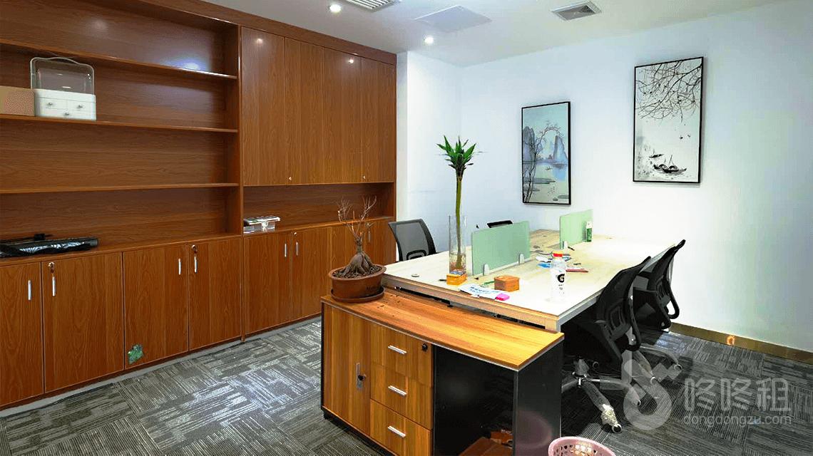 上海市浦东新区写字楼租赁回升: 外资金融机构成驱动力-咚咚租