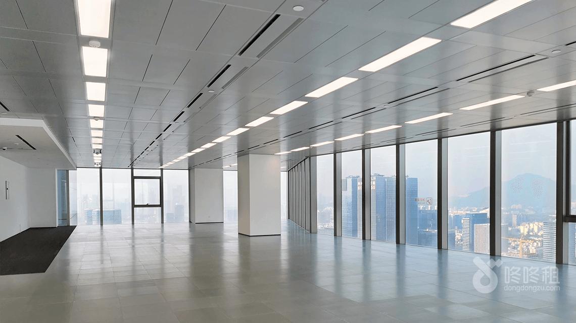 绿地双塔办公楼将成为襄阳新地标-咚咚租