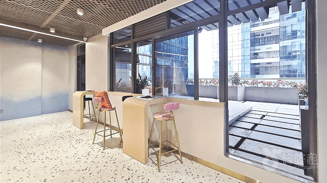 仲量联行携手金融街国际 打造金融领域灵动办公空间-咚咚租