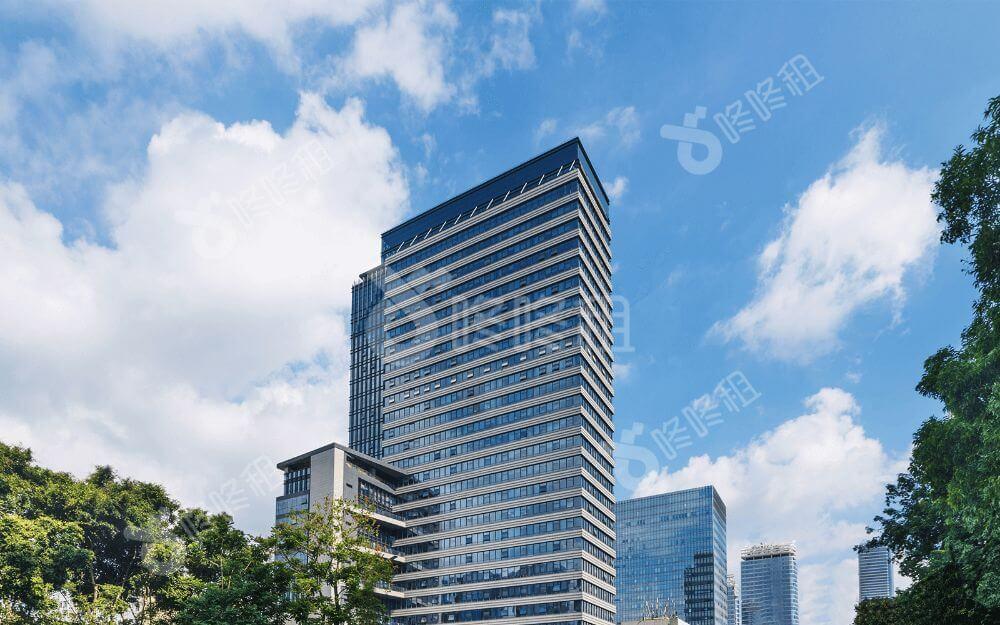 东方科技大厦办公室出租 28层全球直租-咚咚租