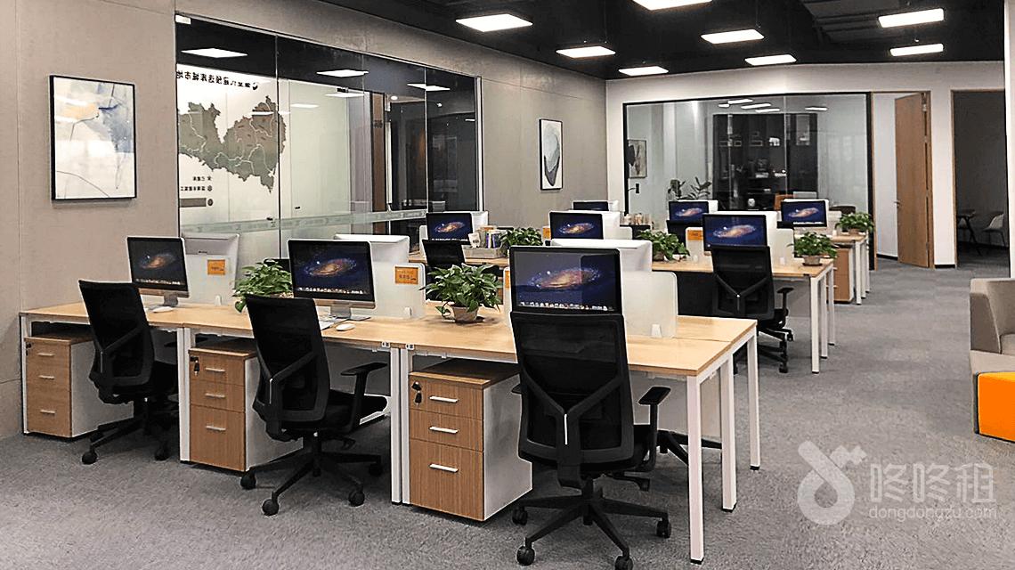 疫情过后,很多公司在艰难地租办公室、写字楼-咚咚租