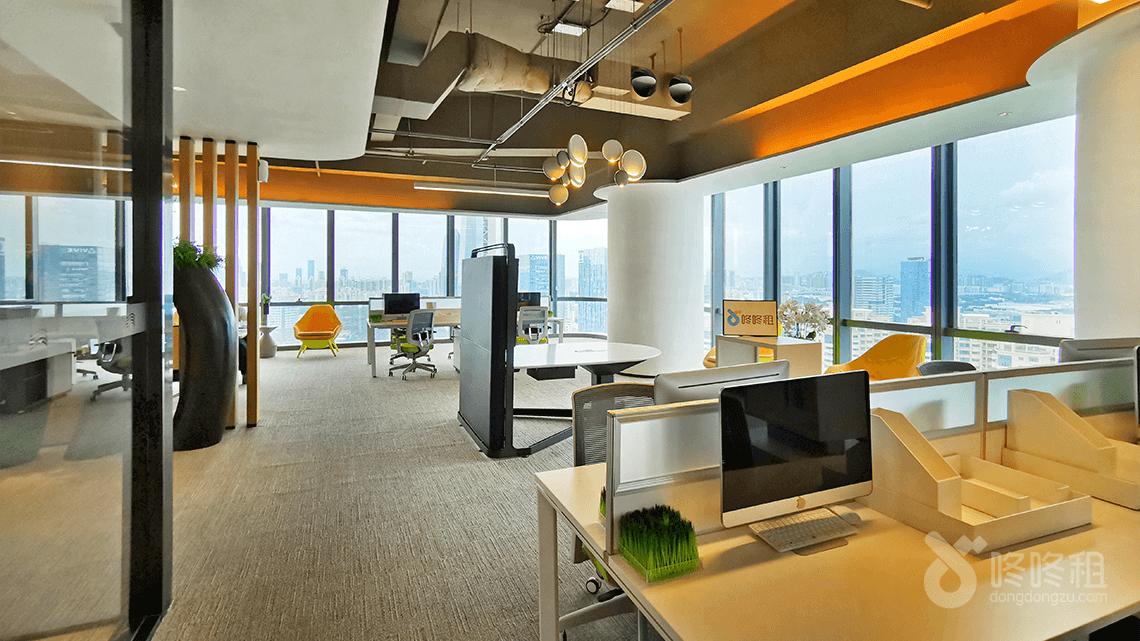 创业要找到一个好的办公室-咚咚租