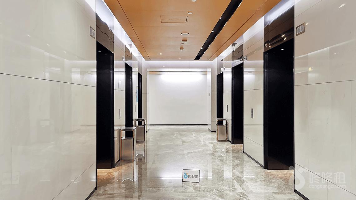 北京写字楼16.2%的空置率和近70万平米的新供应-咚咚租