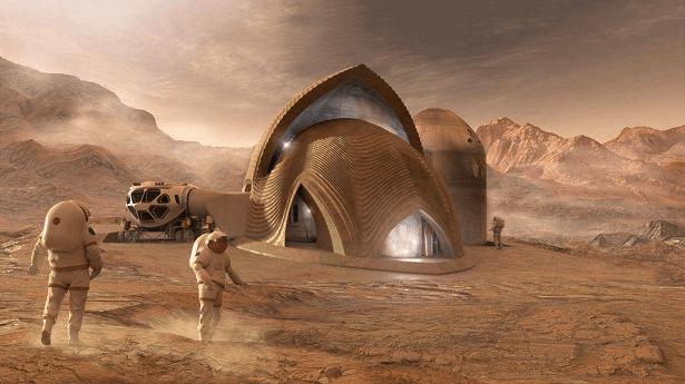 号外:火星上也能建写字楼?-咚咚租
