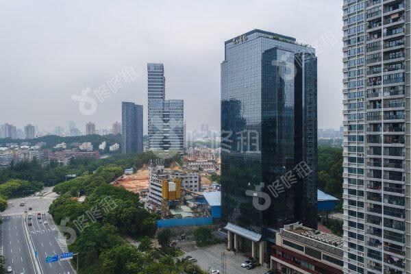 君子广场带来舒适办公体验及广阔发展眼界-咚咚租
