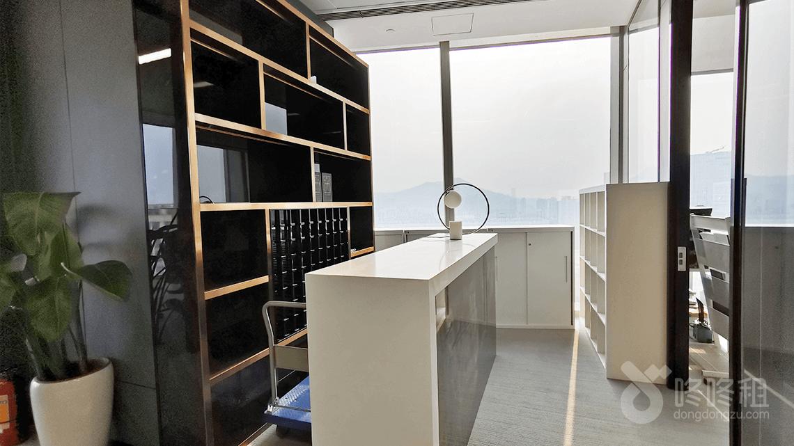 广州外围区写字楼热度高 成交占比维持在93%-咚咚租