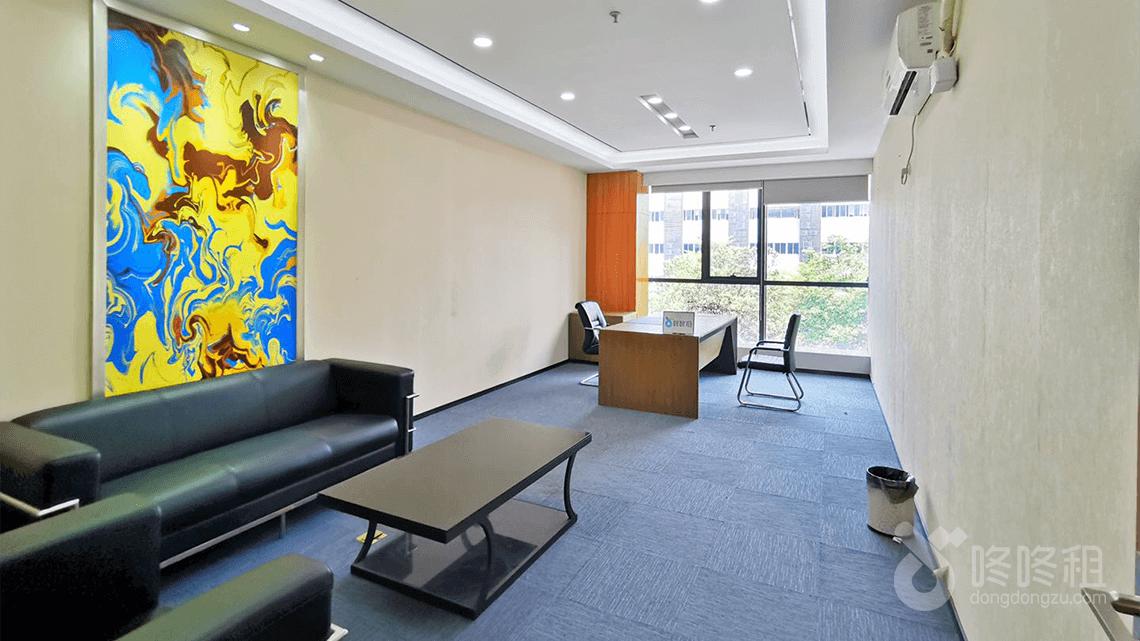 """中国融通房地产集团正式宣布推出长租公寓业务平台""""融寓""""-咚咚租"""