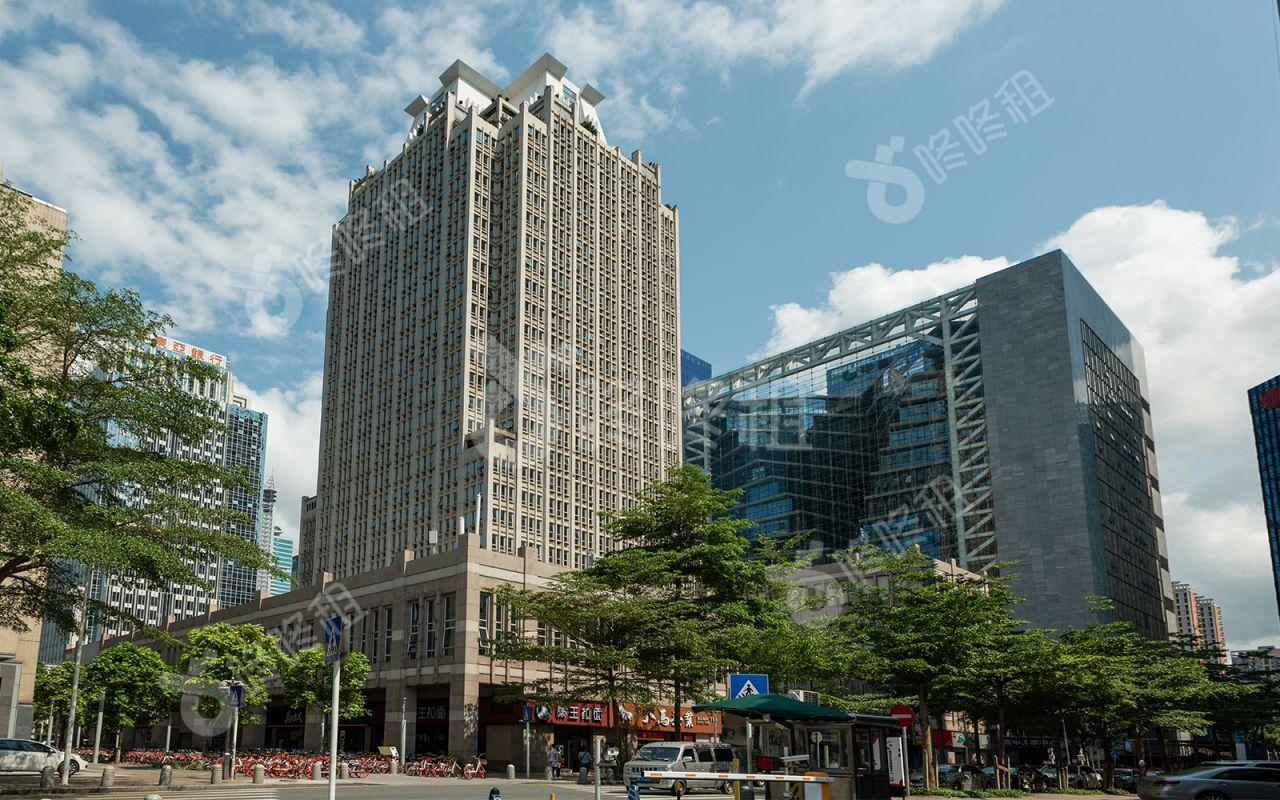 购物公园写字楼有哪些?购物公园地铁站附近有哪些写字楼?-咚咚租