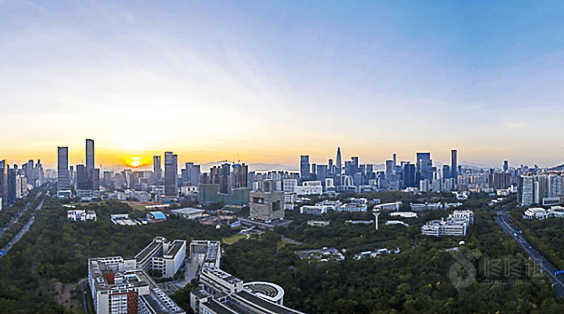 深圳白石洲项目80%权益在绿景中国-咚咚租