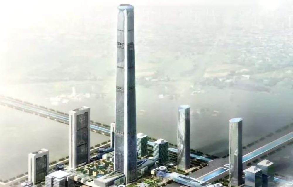 天津117大厦投入400亿 中国目前最高烂尾楼何时能复工?-咚咚租