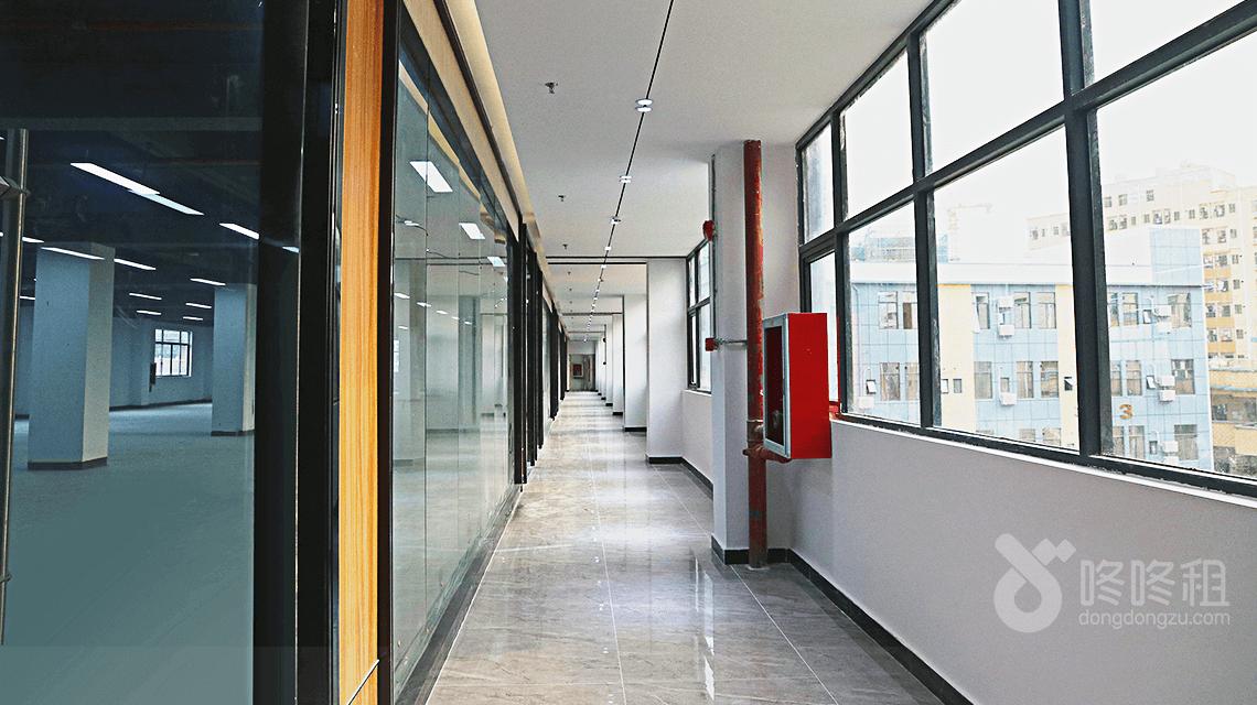 三季度北京写字楼新租交易环比升20% 租赁活跃度逐步回升-咚咚租