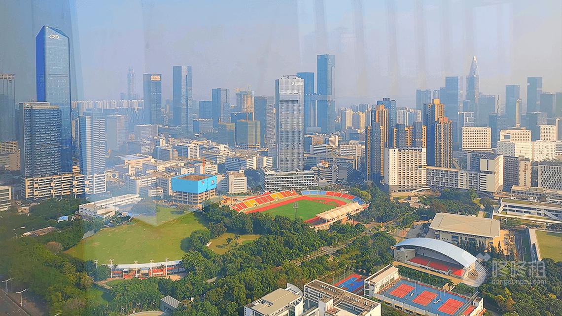 """深圳城市更新""""工改工""""项目开建 打造成产业升级转型的智创高地-咚咚租"""