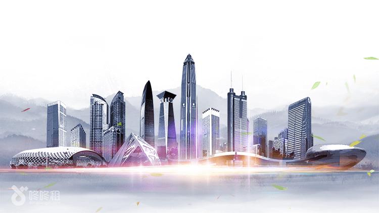 深圳一年开通六条地铁线,轨道经济将再度影响房地产与商业-咚咚租