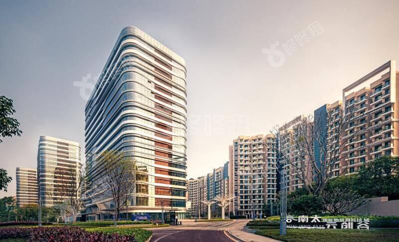 南太云创谷商业办公楼 大面积出租写字楼趋势明显-咚咚租