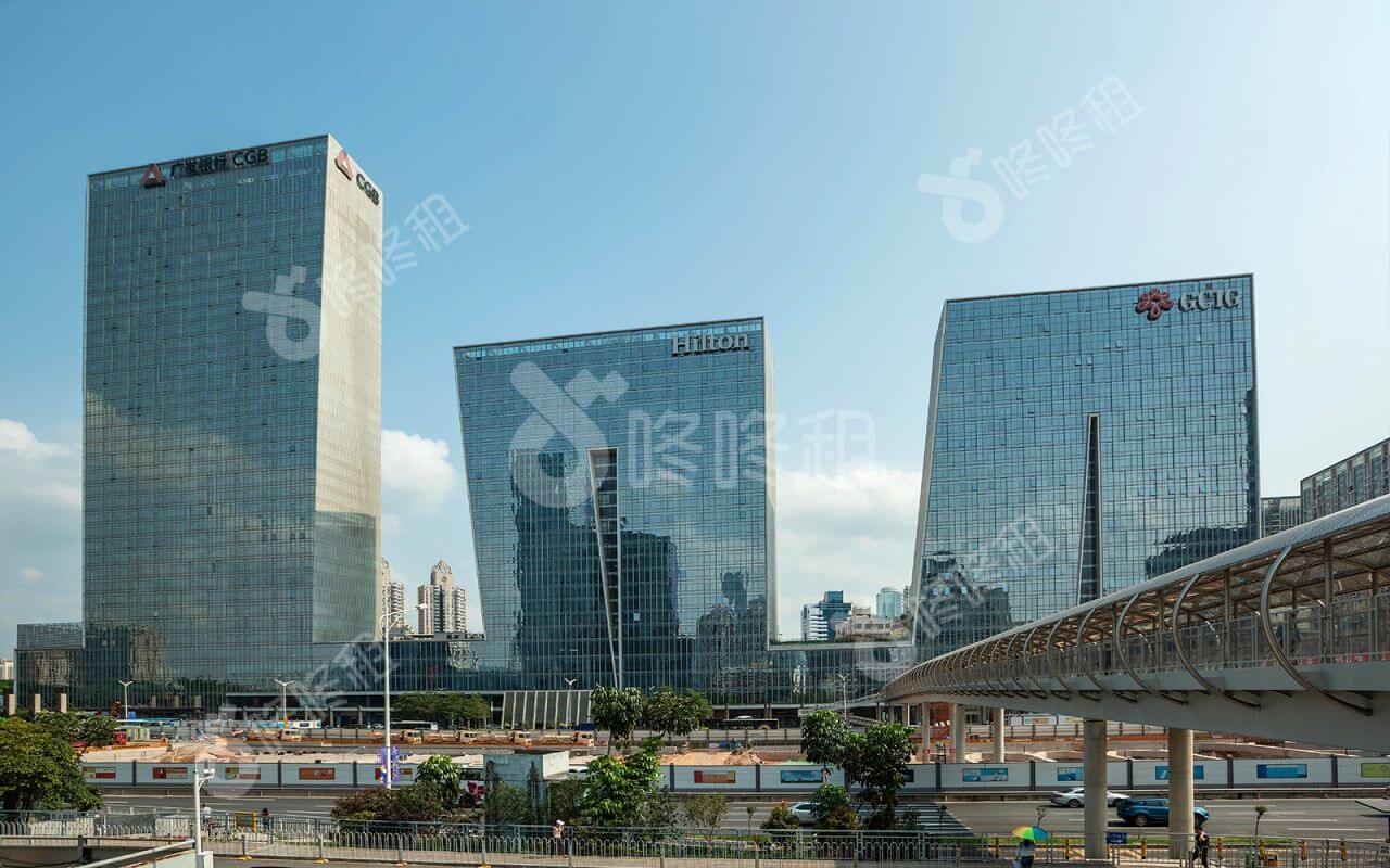 大中华国际金融中心简介详情及相关配套