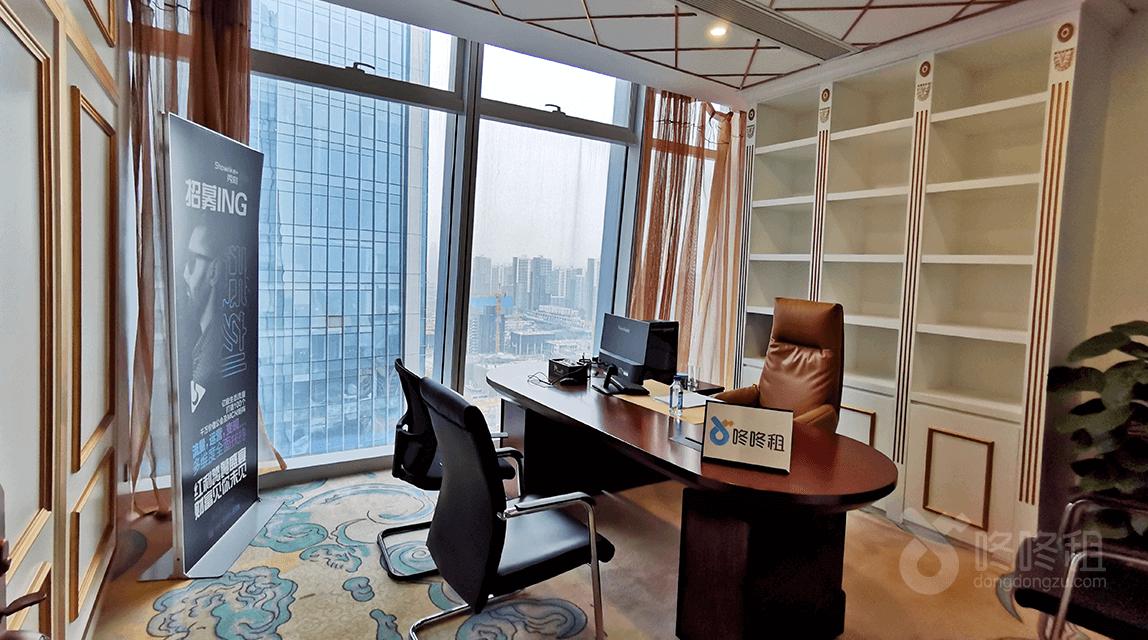 2020年深圳甲级写字楼租金降至2014年水平-咚咚租