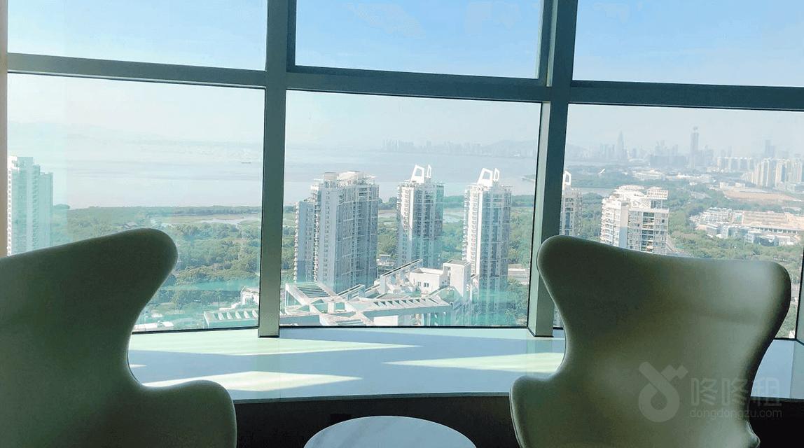 绵阳新型显示产业园项目一期于1月19日正式封顶-咚咚租