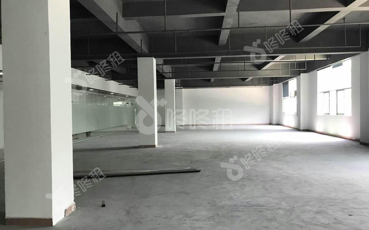 深圳办公室出租之万国食品城的出租房源有哪些?