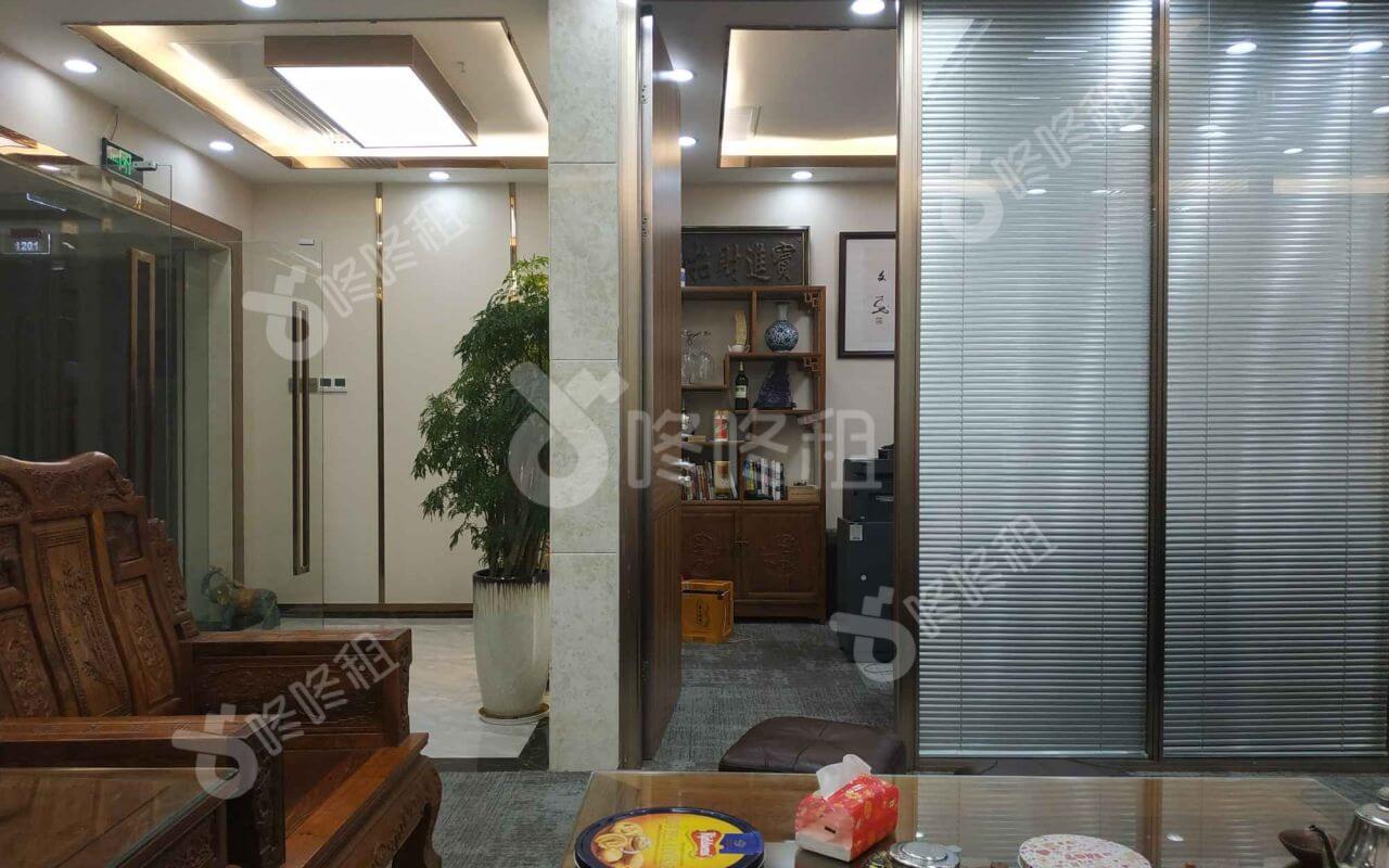 深圳办公室出租之航天大厦的出租房源有哪些?