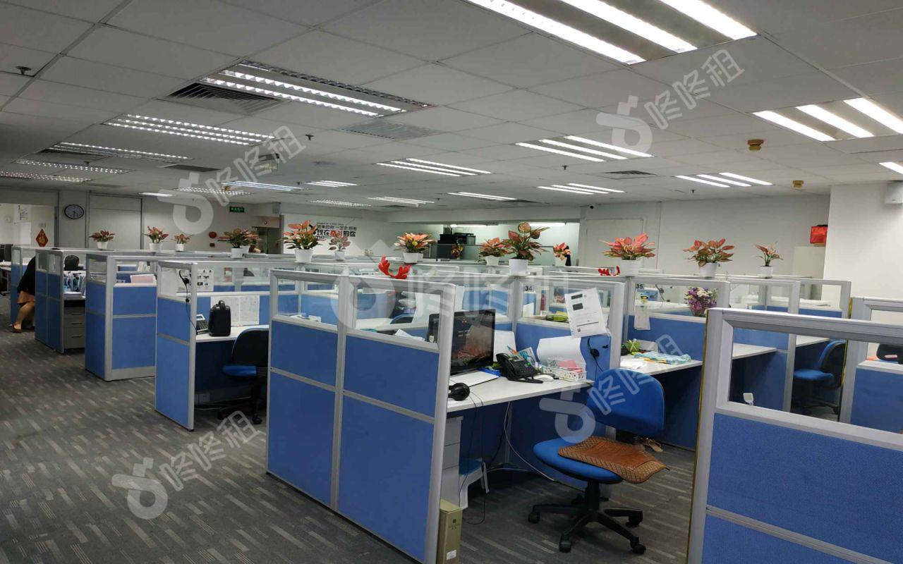 深圳办公室出租之深圳发展中心大厦的出租房源有哪些?