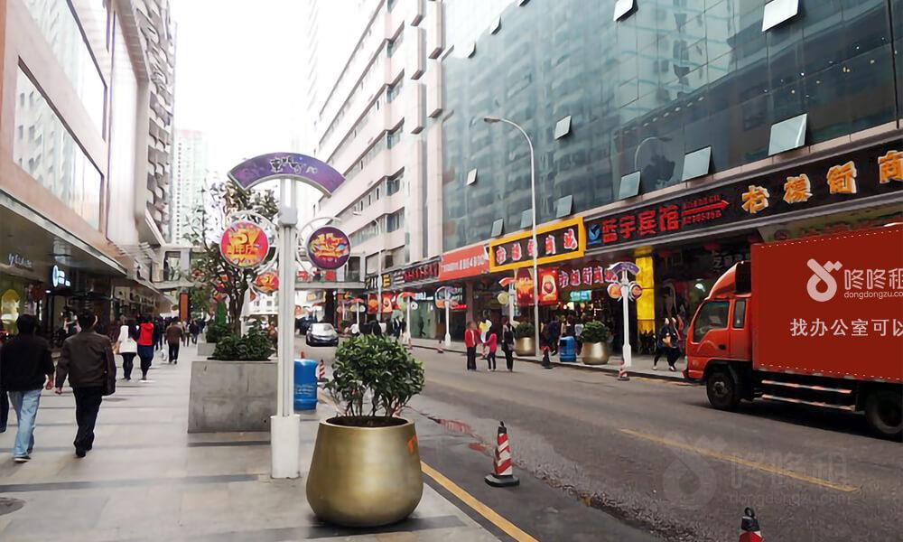 深圳东门商圈新一轮改造备受各界关注